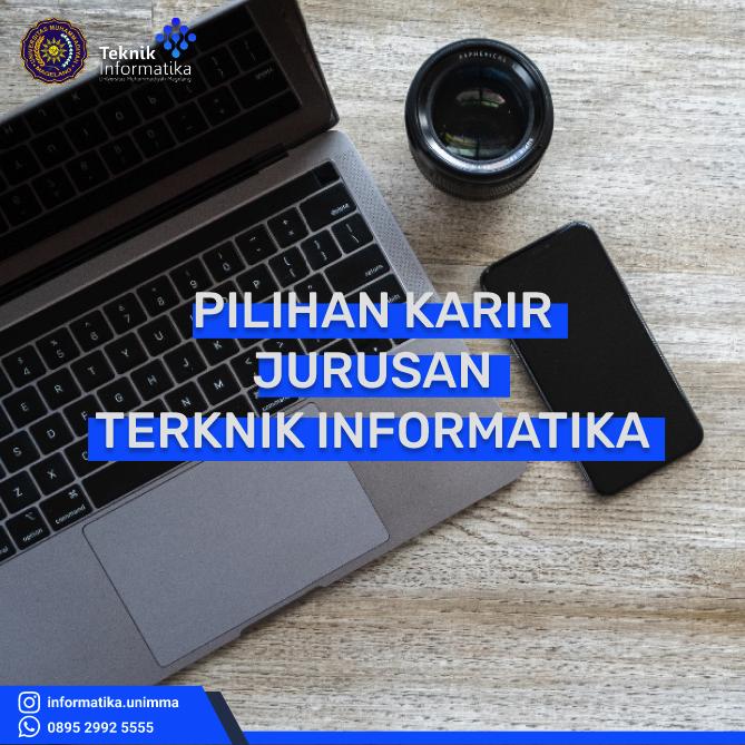 karir teknik informatika universitas muhammadiyah magelang
